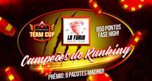 La Furia Poker Team - Campeão Aconcagua Team Cup