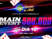 Especial de Abril do Brasil Poker Live