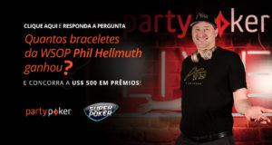 Promoção partypoker e SuperPoker