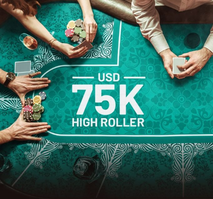 High Roller no Bodog