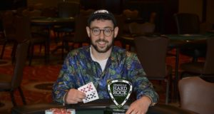 Aaron Mermelstein campeão do High Roller do SHRP