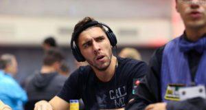 Caio Pessagno deixou Spraggy queimado no PokerStars