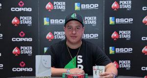 Bruno Sales - Campeão Short Deck - BSOP Salvador
