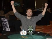 Elio Fox campeão do Super High Roller do Seminole Hard Rock Poker