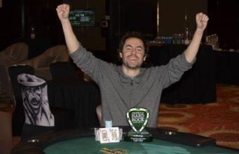 Elio Fox campeão do Super High Roller do Seminole Hard Rock Poker