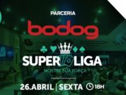 Super Liga no Players Hold'em Club