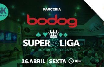 Super Liga no Players Hold'em Club