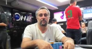 Sergio Alberico - H2 Club