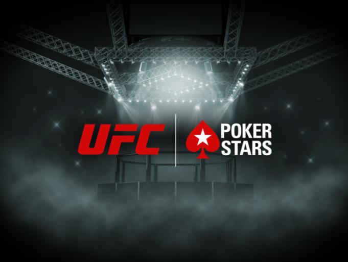 PokerStars e UFC selam parceria