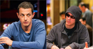 Tom Dwan e Phil Laak