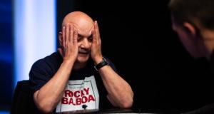 Uri Gilboa no EPT Sochi