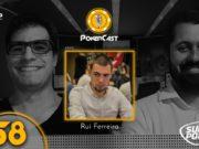 Rui Ferreira no Pokercast