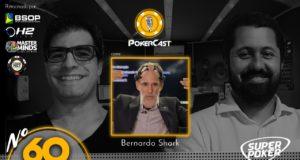 Marcos Bernardo no Pokercast