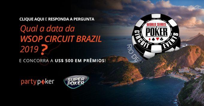 Promocão SuperPoker e partypoker