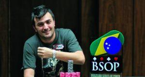 Stetson Fraiha campeão do BSOP Salvador de 2010