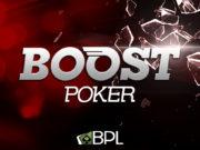 Boost Poker - Brasil Poker Live