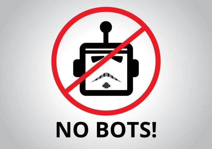 No bots - Americas Cardroom