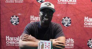 Maurice Hawkins - Campeão Evento #4 - WSOP Circuit Harrah's Cherokee