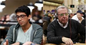 Pablo Brito e Gil Morgensztern - BSOP Salvador