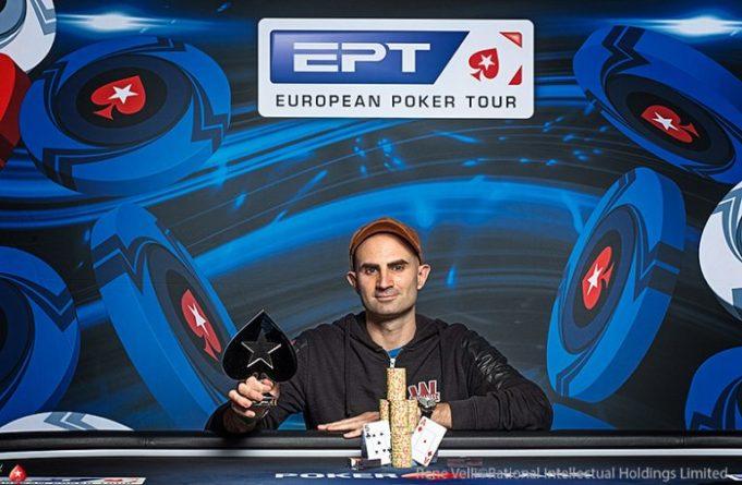 Sylvain Loosli - Campeão High Roller €10.300 EPT Monte Carlo