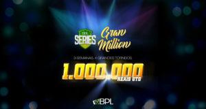 BPL Series Gran Million do Brasil Poker Live