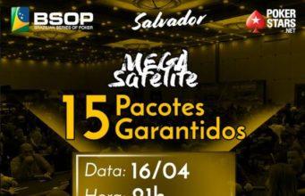 Mega Satélite BSOP Salvador