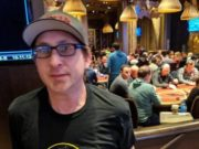 Zach Gensler no Aria Casino