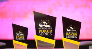 Troféu do High Roller do NPS Fortaleza