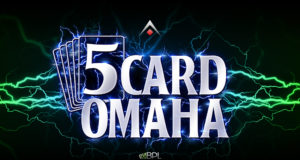 5-Card Omaha no Brasil Poker Live