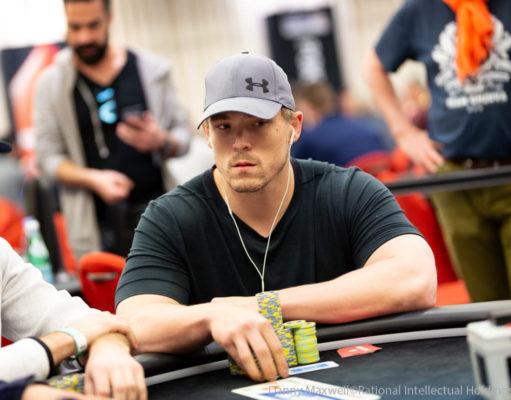Alex Foxen - EPT Monte Carlo
