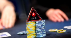 All in - EPT Monte Carlo