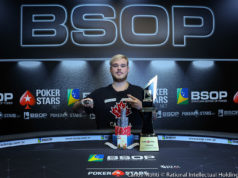 Anthony Barranqueiros campeão do Main Event do BSOP Rio Quente