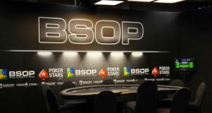 Mesa BSOP Rio Quente