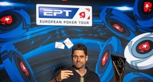Benjamin Pollak campeão do High Roller do EPT Monte Carlo