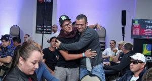 Guilherme Trevisan estoura bolha do Main Event do BSOP Rio Quente