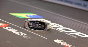 Bracelete de campeão do BSOP