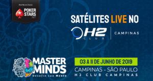 Satélites Live MasterMinds 12