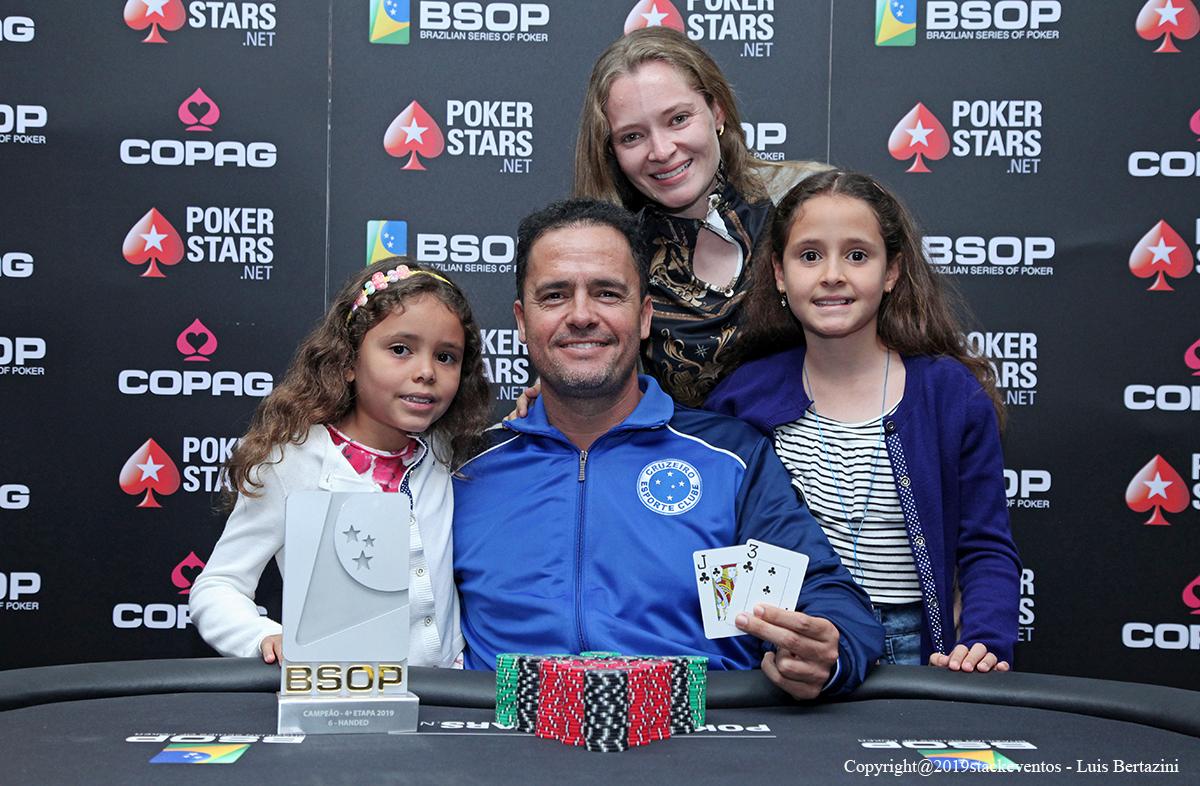 Gimisson Ribeiro e família