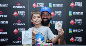 Daniel Croce campeão do 1-Day High Roller do BSOP Rio Quente