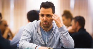 Sergio Aido - EPT Monte Carlo