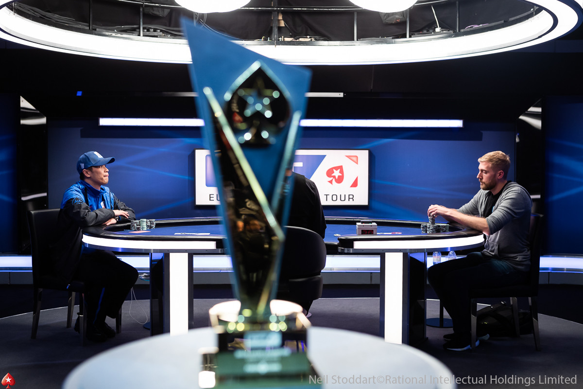 Heads-up do Main Event do EPT Monte Carlo
