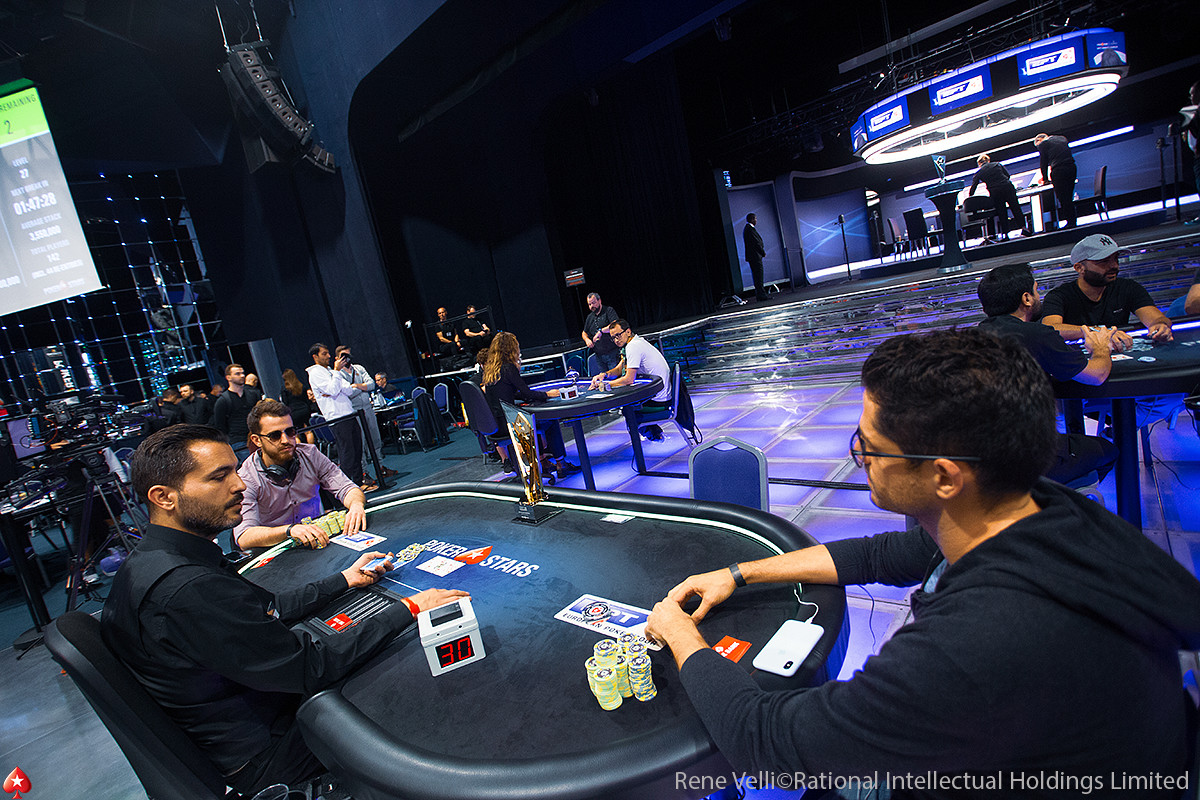 Heads-Up do High Roller do EPT Monte Carlo