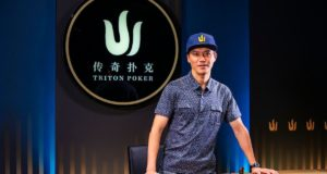 John Juanda vence o Evento #6 da Triton Super High Roller Series