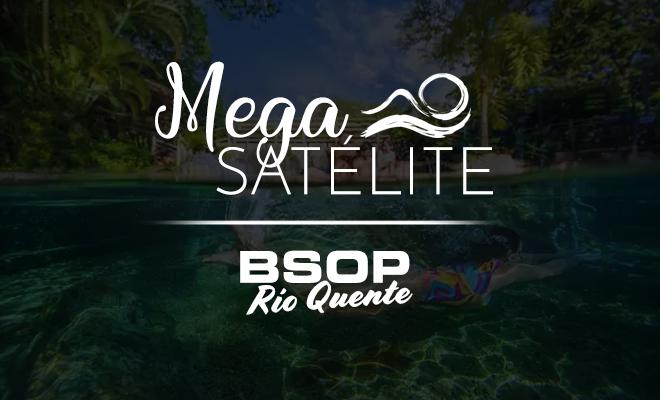 Mega Satélite - BSOP Rio Quente