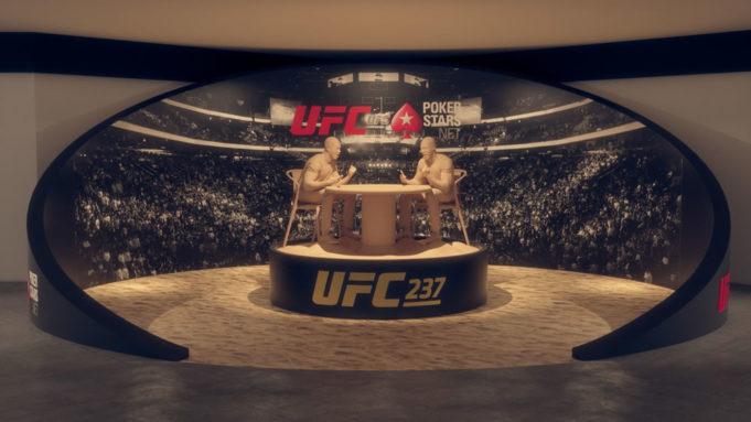 SuperPoker e PokerStars pode te levar ao UFC 237