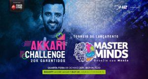 MasterMinds Akkari Challenge