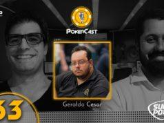 Geraldo Cesar no Pokercast