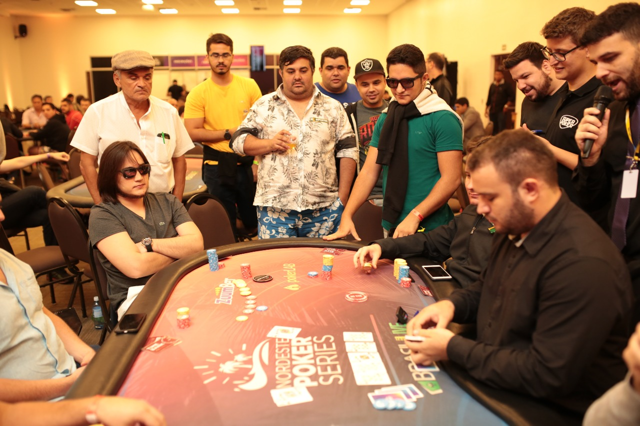 Bolha do High Roller do NPS Fortaleza