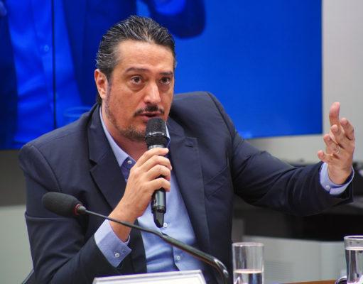 Igor Federal em Audiência Pública na Câmara dos Deputados