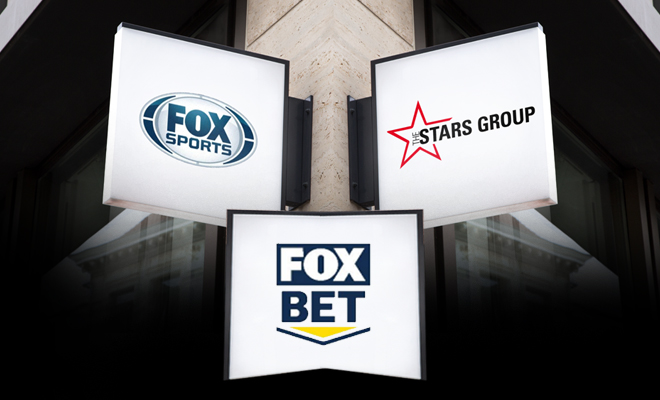 Fox Sports e The Stars Group anunciam parceria